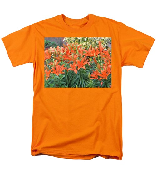 Cincture of lilies T-Shirt by Sonali Gangane