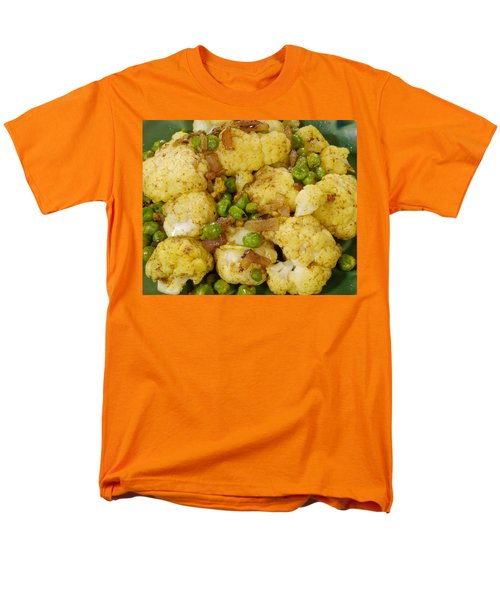 Curried Cauliflower Men's T-Shirt  (Regular Fit) by Science Source