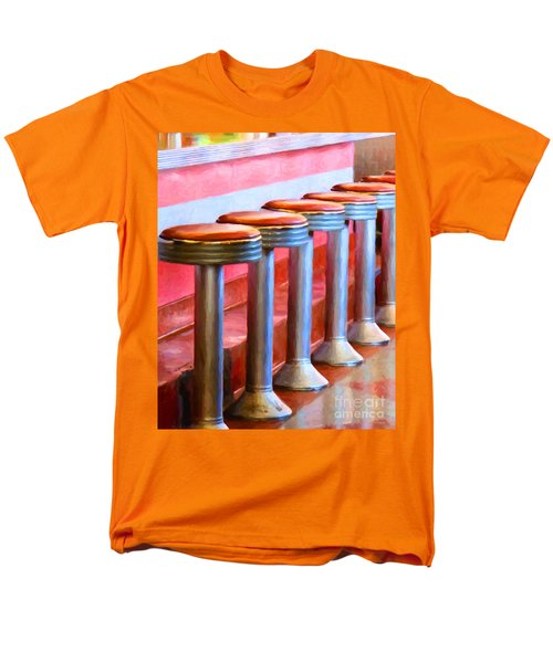Diner - v1 T-Shirt by Wingsdomain Art and Photography