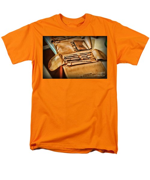 Doctor -  Medical Field Kit T-Shirt by Paul Ward