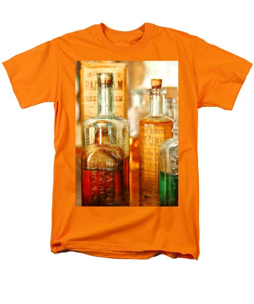 Doctor - Remedies for Hoarseness  T-Shirt by Mike Savad