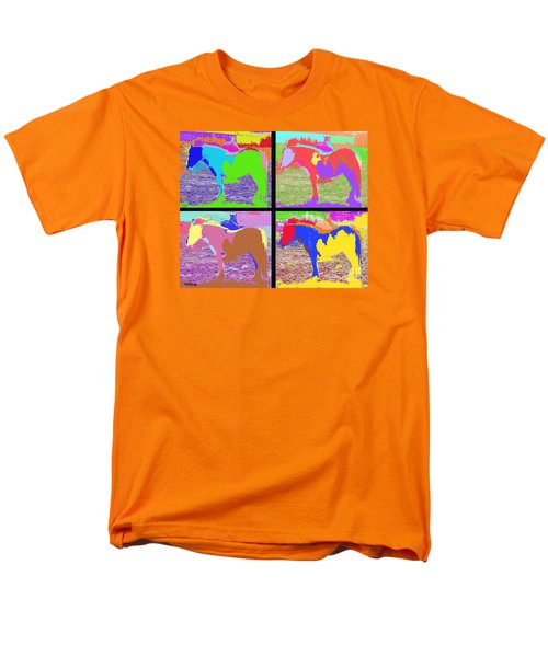 EIGHT HORSES T-Shirt by Patrick J Murphy