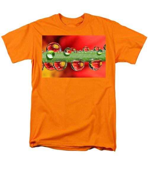 Firey Drops T-Shirt by Gary Yost