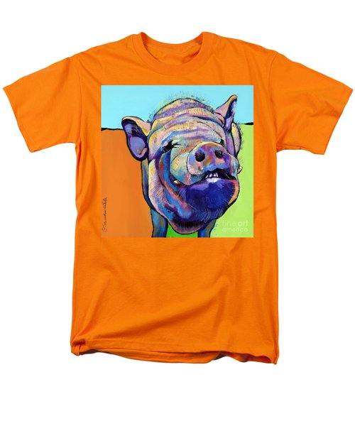 Grunt    T-Shirt by Pat Saunders-White