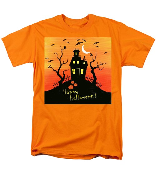 Haunted House part one T-Shirt by Linda Mears