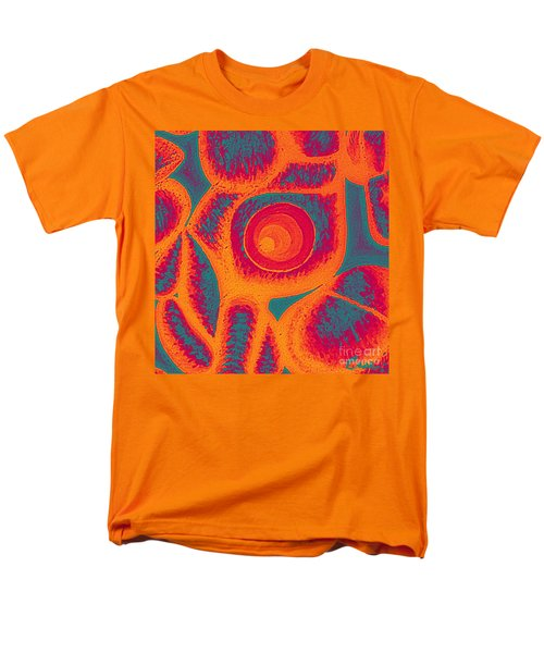 His Navel Flames T-Shirt by Feile Case