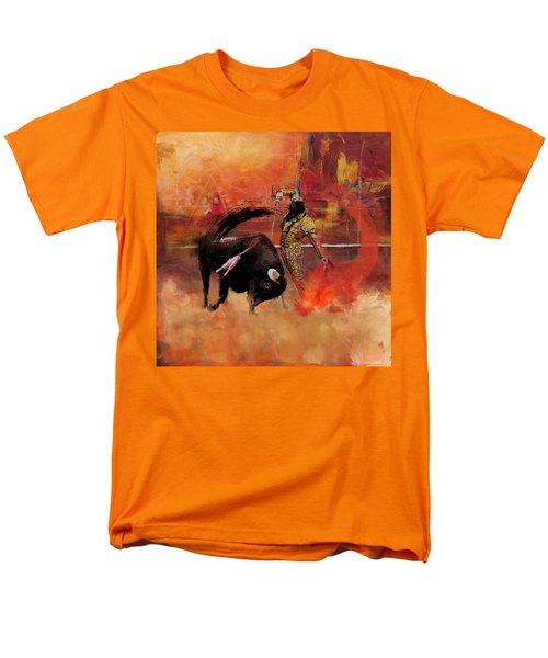Impressionistic Bullfighting T-Shirt by Corporate Art Task Force