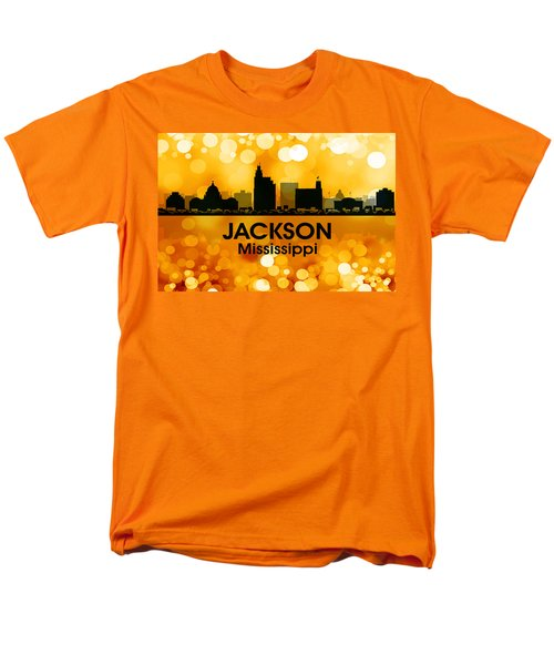 Jackson MS 3 T-Shirt by Angelina Vick