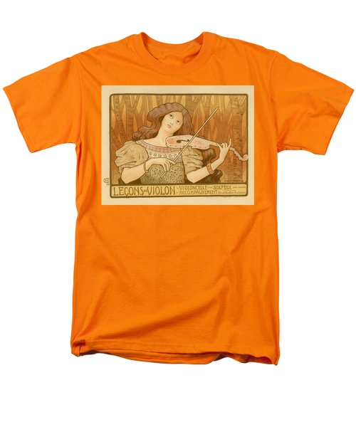 Lecons de Violon T-Shirt by Gianfranco Weiss