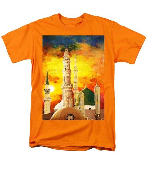 Masjid e nabwi T-Shirt by Catf