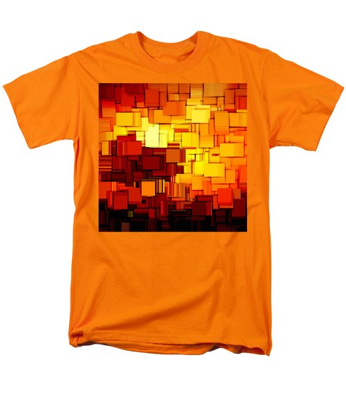 Modern Abstract XI T-Shirt by Lourry Legarde
