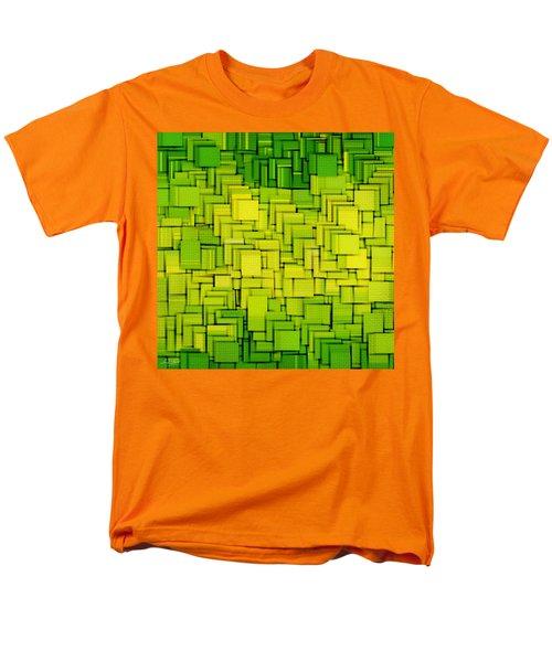 Modern Abstract XXXIII T-Shirt by Lourry Legarde
