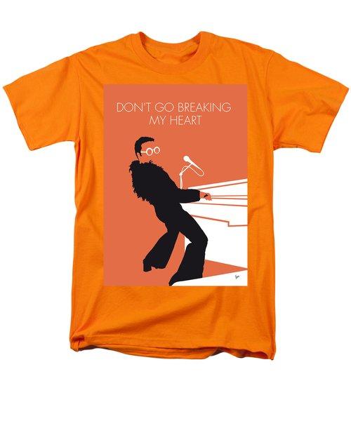 No053 My Elton John Minimal Music Poster Men's T-Shirt  (Regular Fit) by Chungkong Art