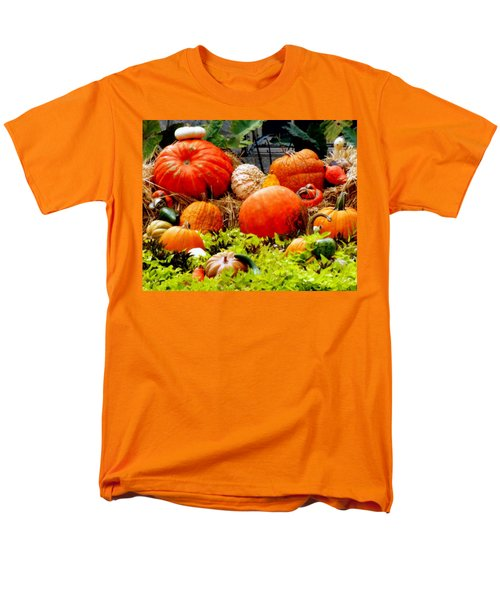 PUMPKIN HARVEST T-Shirt by KAREN WILES