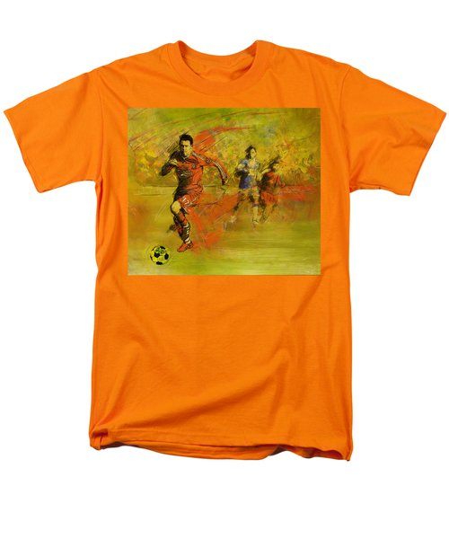 Soccer  T-Shirt by Corporate Art Task Force