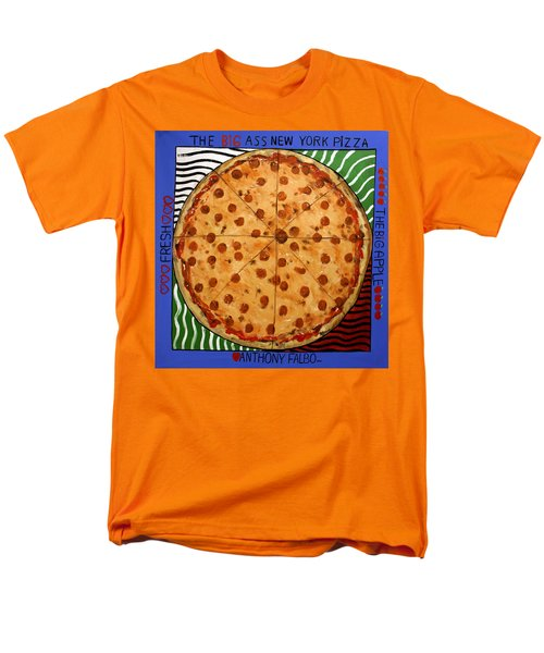 The Big Ass New York Pizza T-Shirt by Anthony Falbo