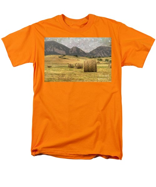 What The Hay T-Shirt by Juli Scalzi