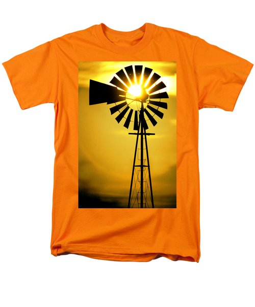 Yellow Wind T-Shirt by Jerry McElroy