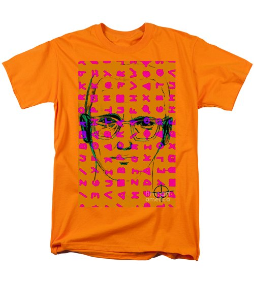 Zodiac Killer With Code and SIgn 20130213m80 T-Shirt by Wingsdomain Art and Photography