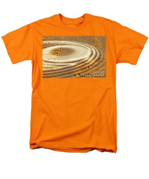 printed circuit T-Shirt by Michal Boubin