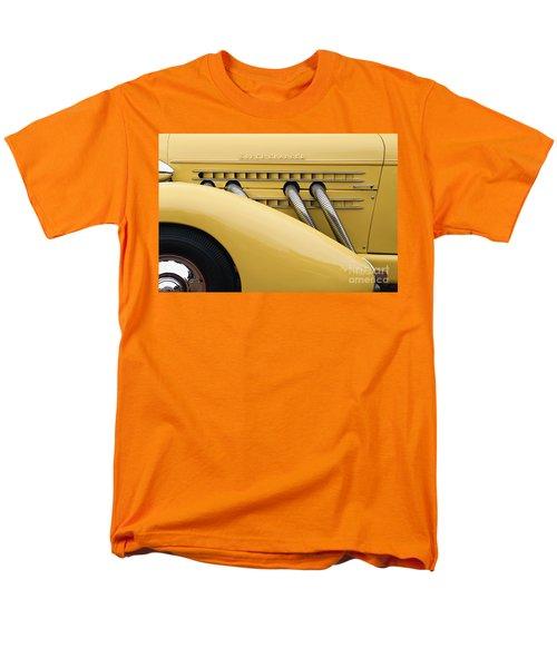 1935 Auburn 851 SC Speedster Detail - D008160 T-Shirt by Daniel Dempster