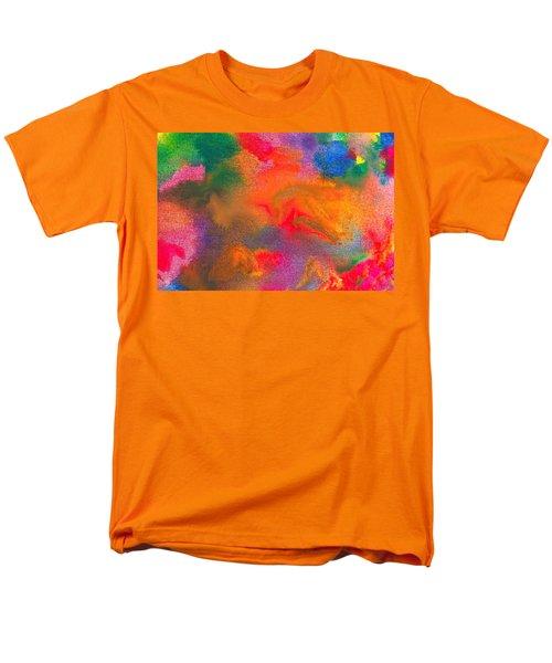 Abstract - Crayon - Melody T-Shirt by Mike Savad