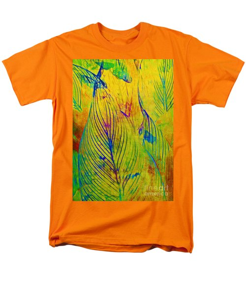 Leaves in the Jungle T-Shirt by Judi Bagwell