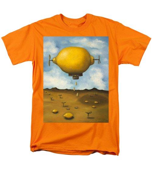 Lemon Drops T-Shirt by Leah Saulnier The Painting Maniac