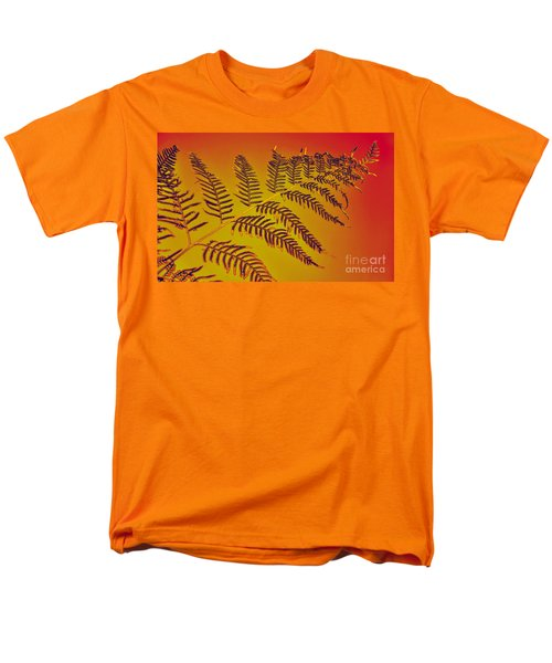 Palm Frond in the Summer Heat T-Shirt by Kaye Menner