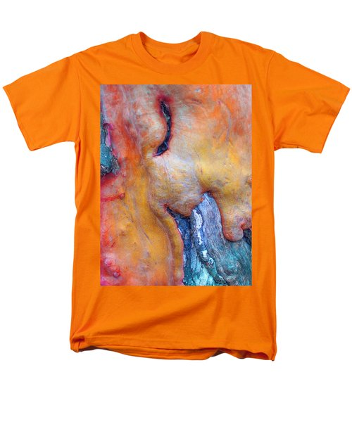 Men's T-Shirt  (Regular Fit) featuring the digital art Sacred by Richard Laeton