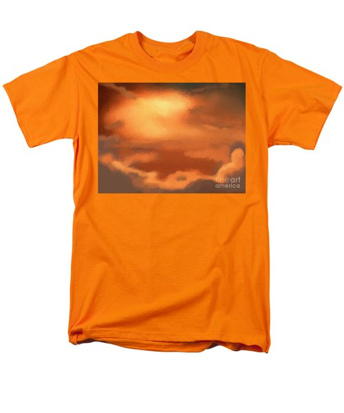 Sunset clouds T-Shirt by Pixel Chimp