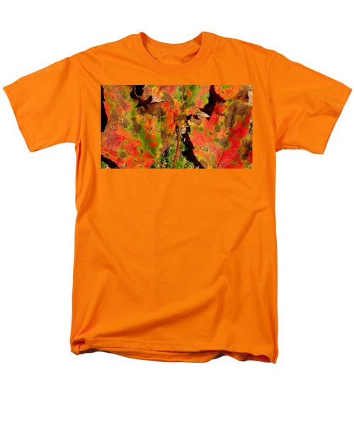 Tres Hojas T-Shirt by Ed Smith