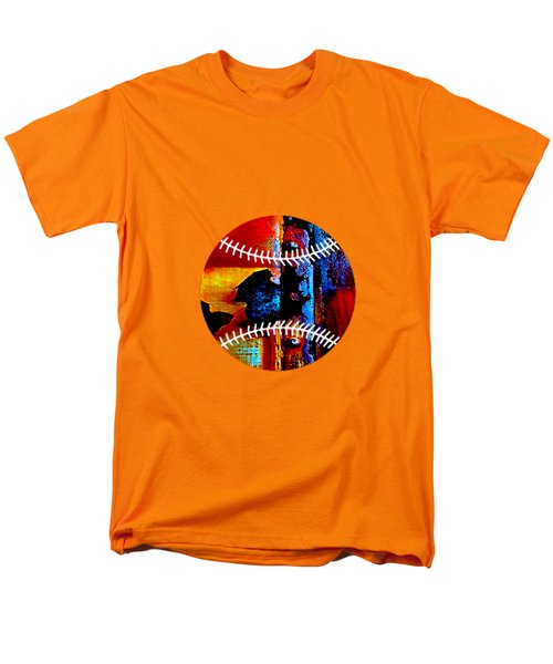 Baseball Collection Men's T-Shirt  (Regular Fit) by Marvin Blaine