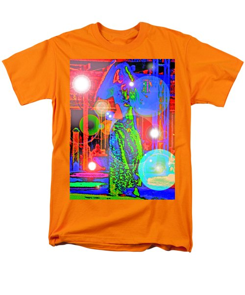 Belly Dance Men's T-Shirt  (Regular Fit) by Andy Za