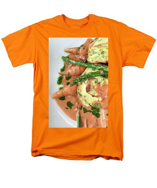Asparagus Dish Men's T-Shirt  (Regular Fit) by Tom Gowanlock