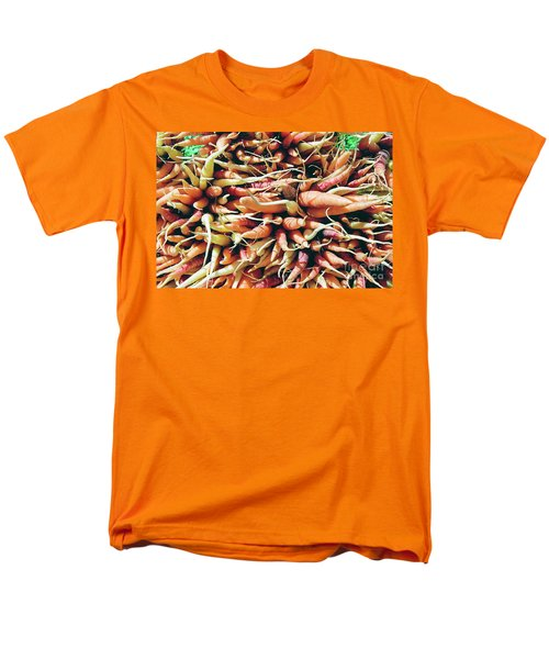 Carrots Men's T-Shirt  (Regular Fit) by Ian MacDonald