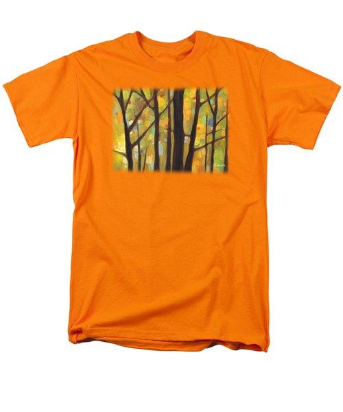 Dreaming Trees 1 Men's T-Shirt  (Regular Fit) by Hailey E Herrera