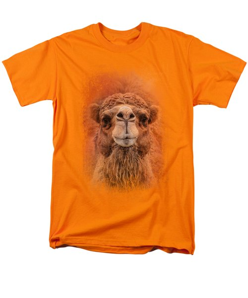 Dromedary Camel Men's T-Shirt  (Regular Fit) by Jai Johnson