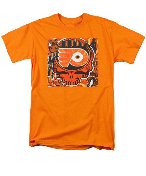 Flyer Love Men's T-Shirt  (Regular Fit) by Kevin J Cooper Artwork