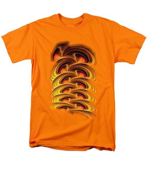 Inferno Men's T-Shirt  (Regular Fit) by Anastasiya Malakhova