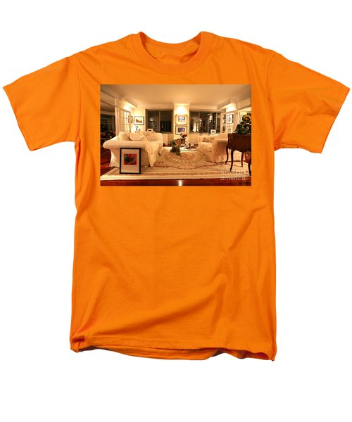 Living Room III T-Shirt by Madeline Ellis