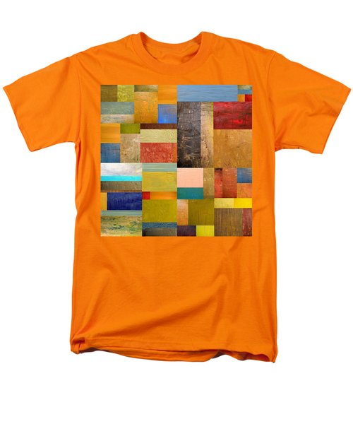 Pieces Project lll T-Shirt by Michelle Calkins