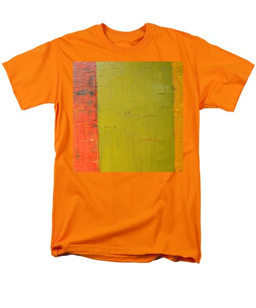 Red Green Yellow T-Shirt by Michelle Calkins