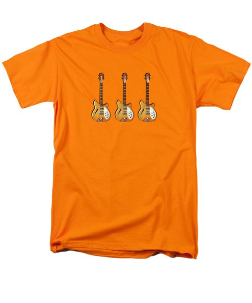 Rickenbacker 360 12 1964 Men's T-Shirt  (Regular Fit) by Mark Rogan