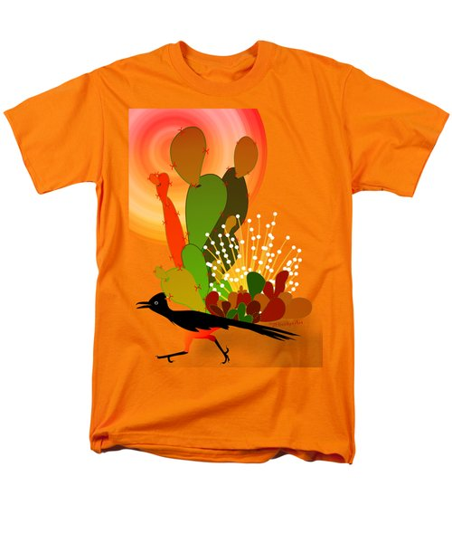 Roadrunner Sunrise Men's T-Shirt  (Regular Fit) by Methune Hively