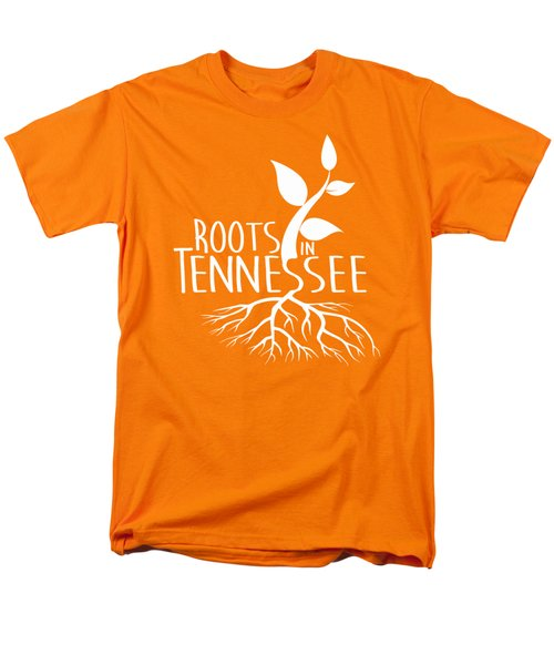 Roots In Tennessee Seedlin Men's T-Shirt  (Regular Fit) by Heather Applegate