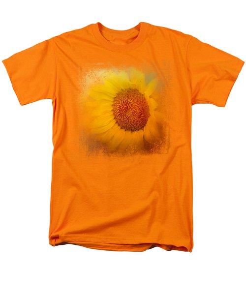 Sunflower Surprise Men's T-Shirt  (Regular Fit) by Jai Johnson