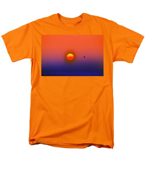 Tequila Sunrise T-Shirt by Bill Cannon