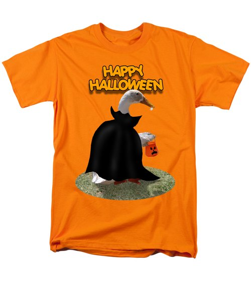 Trick Or Treat For Count Duckula Men's T-Shirt  (Regular Fit) by Gravityx9  Designs