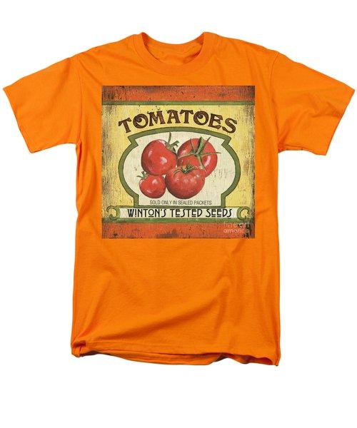 Veggie Seed Pack 3 T-Shirt by Debbie DeWitt